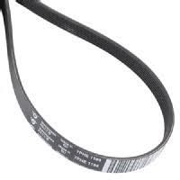 Drive Belt for Electrolux AEG Zanussi Washing Machines - Part. nr. Electrolux 4055057501