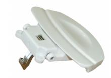 Door Handle for Fagor Brandt Baumatic Candy Washing Machines - Part. nr. Candy XLA8E001K2