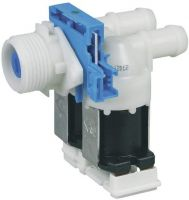 Two Way Filling Valve for Whirlpool Indesit Washing Machines - Part nr. Whirlpool / Indesit 481071427961