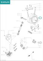Washing Machine Drum Assembly Whirlpool / Indesit