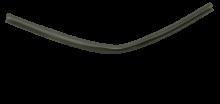 Door Lower Seal for Beko Blomberg Dishwashers - 1887560400