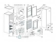Refrigerator Drawer Baumatic