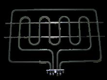 Original Upper Heating Element (230V, 3850W; 1050W + 2800W) for Smeg Ovens - 806890438, 806890320, 806890236, 806890213