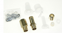 Connector, Outlet Coupling for Bosch Siemens Water Heaters - 00614912
