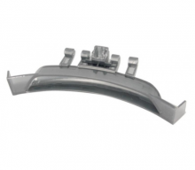 Door Handle for Candy Hoover Washing Machines - 41042467