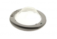 Complete Door for Candy Hoover Washing Machines - 43028114