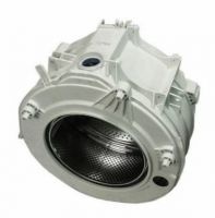 Complete Tank with Drum for Whirlpool Indesit Washing Machines - C00372869